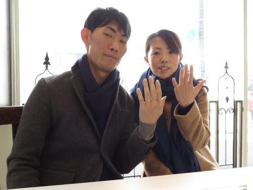 こだわりの結婚指輪