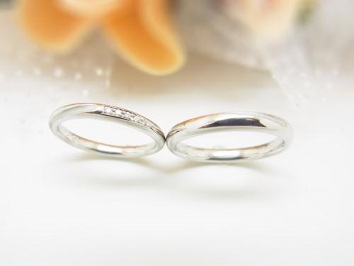 結婚指輪(マリッジリング)のオーダーメイド