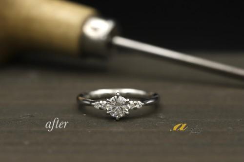 次世代に受け継がれる婚約指輪のリフォーム
