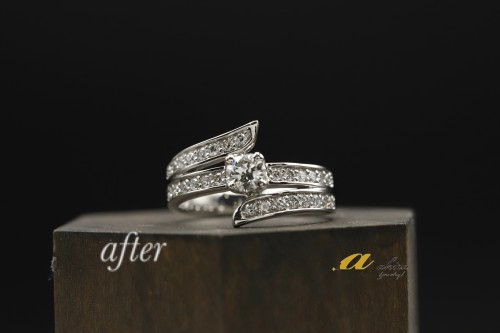 娘さんの結婚式に間に合うように指輪のリフォーム大網白里市から